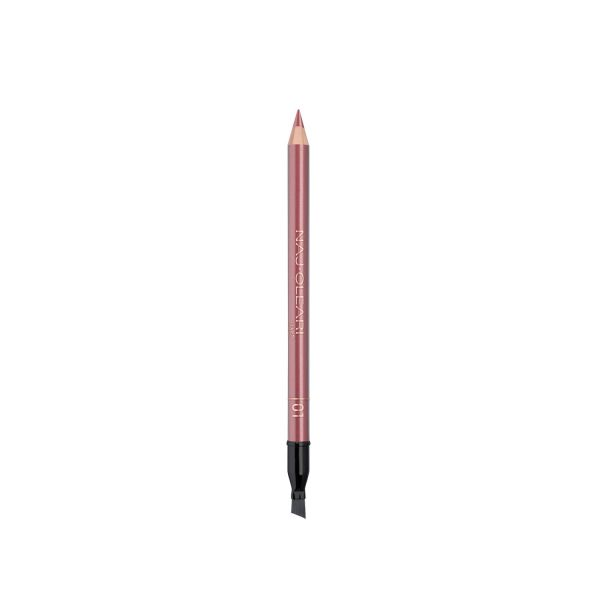 Poetry Matte Lip Pencil 01 Rosa Freddo