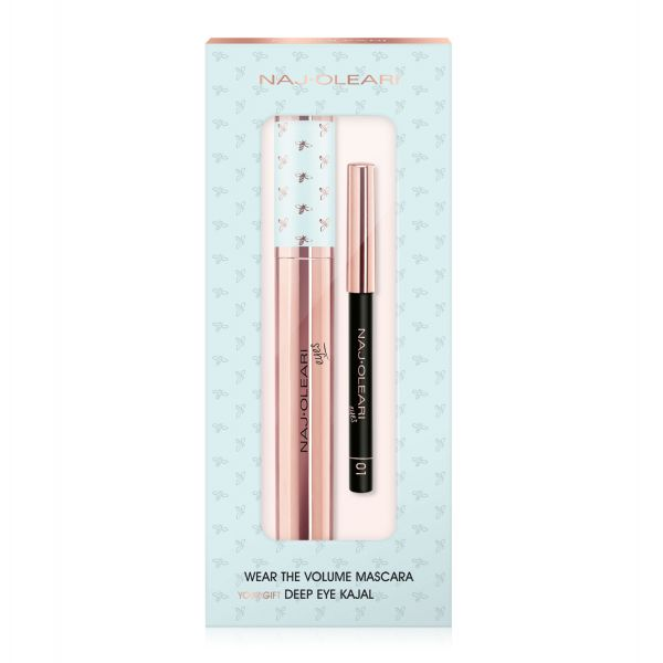 Wear The Volume Mascara + Deep Eye Kajal 19 580019