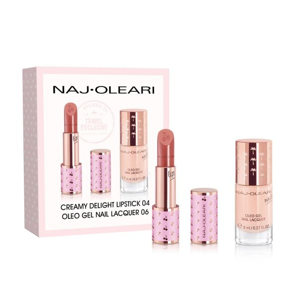 Lips & Nails Nude Kit
